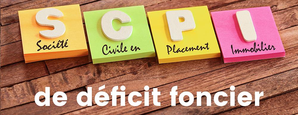 SCPI de déficit foncier, ou comment payer moins d'impôts quand vos revenus fonciers augmentent.